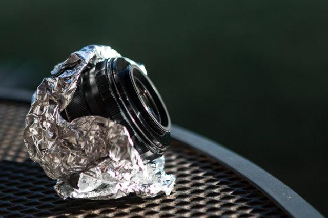 Treating a Thorium-Tinted Takumar 50mm Lens